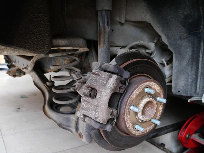 07款福克斯改装 小家车变身大玩具 改装前线 福克斯车友会 高清图片
